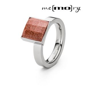 Me(mo)ry Ring, Goldfluss Bild 1