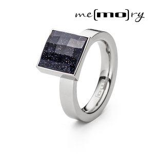 Me(mo)ry Ring, Blaufluss Bild 1