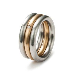 Golden Dream, Ring, Diamant Bild 1