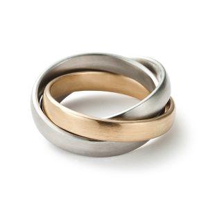 Golden Dream Ring Bild 1