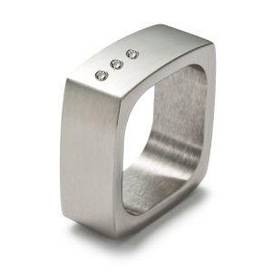 Trilogy Ring, Diamanten Bild 1