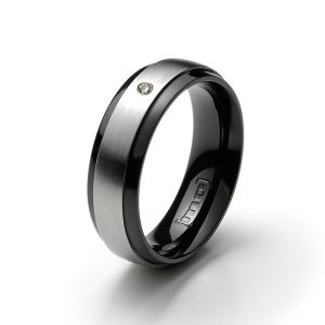 Business Casual Ring, Diamant Bild 1