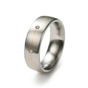 Golden Dream Ring, Diamanten Bild 1