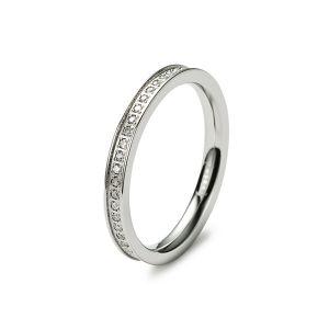 Infinity Ring, Diamanten Bild 1