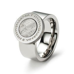 Identity Ring, Meteorit Bild 1