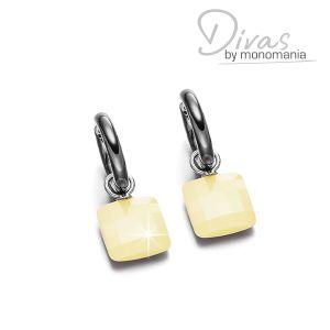 "Divas Ohrringset ""sweet vanilla Diana"" Bild 1"
