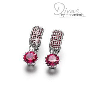 "Divas Ohrringset ""very berry Mariah"" Bild 1"