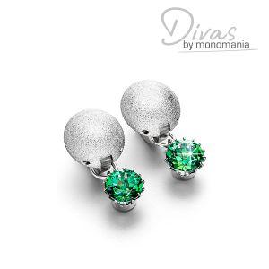 "Divas Ohrringset ""dazing green Mariah"" Bild 1"
