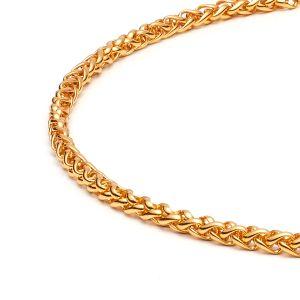 Golden Dream Zopfkette Bild 1