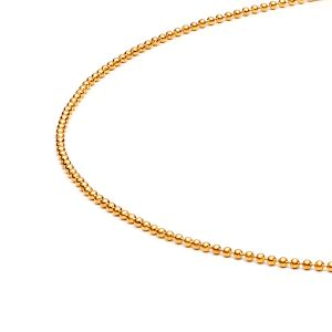 Golden Touch Kugelkette Bild 1
