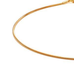 Golden Dream Schlangenkette Bild 1