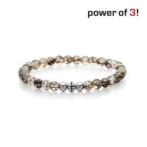 "Power of 3! Armband ""freier Geist"", Chalcedon Bild 1"