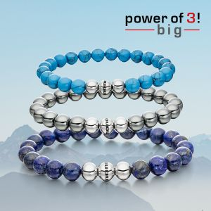 "Power of 3! big Armbänderset ""Freedom"" Bild 1"