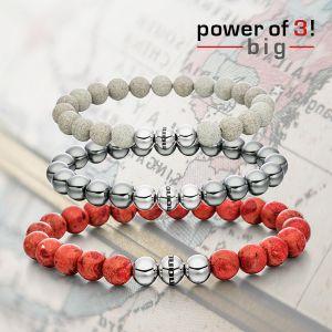 "Power of 3! big Armbänderset ""Adventure"""