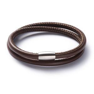 Friends Armband, Leder, braun Bild 1