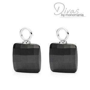 """Divas Anhänger """"Diana - midnight black"""" Bild 1"""